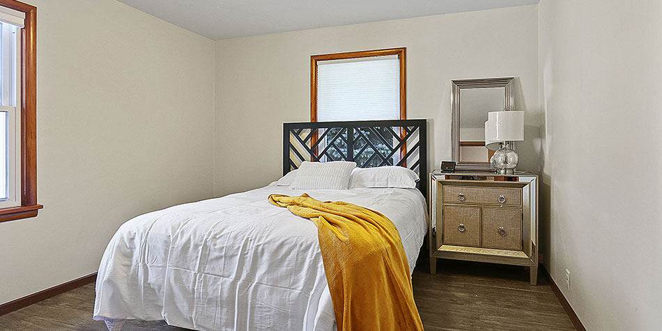 Thrush Street Guest Bedroom