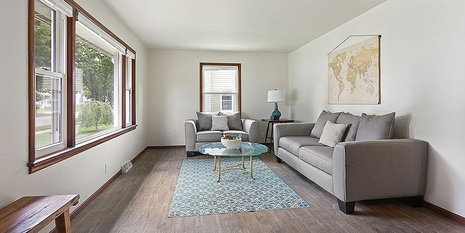 Thrush Street Living Room