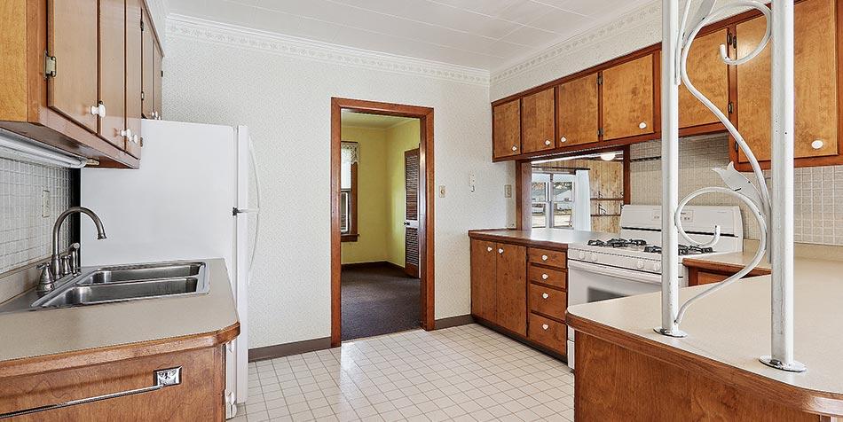 1014 4th Street Kitchen Space
