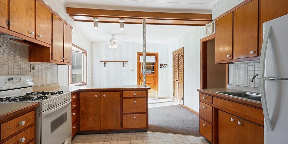 1014 4th Street Kitchen View