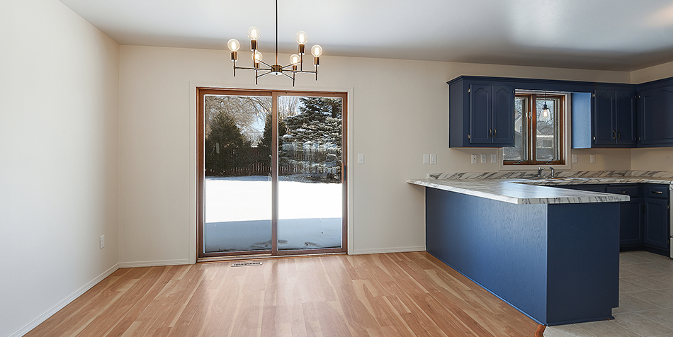 954 Coppens Road - Dinner Room View